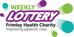 Frimley Health Charity Weekly Lottery